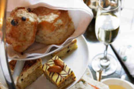 The Blue Boar Inn - Traditional Afternoon Tea with Optional Prosecco for Two - Save 53%