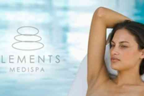 Elements MediSpa - Spa Experience For One With Choice of Treatment Each - Save 60%