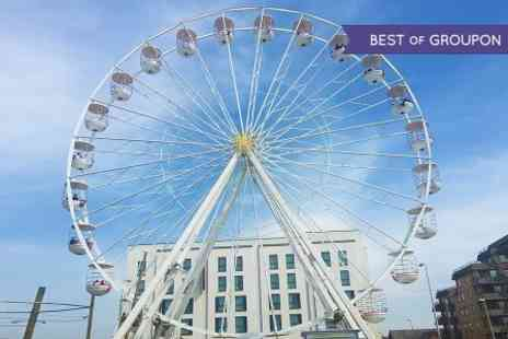 EA Tourist Attractions - Weston Observation Wheel Ride For Two or Family  - Save 50%