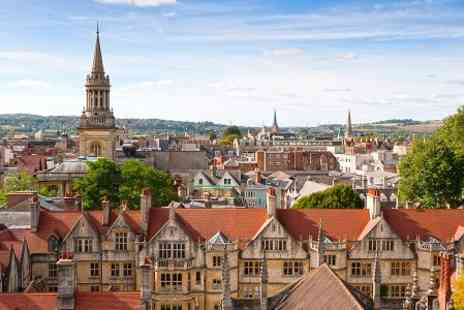 Day Tours London - Coach Tour of Oxford, Stratford and The Cotswolds - Save 44%