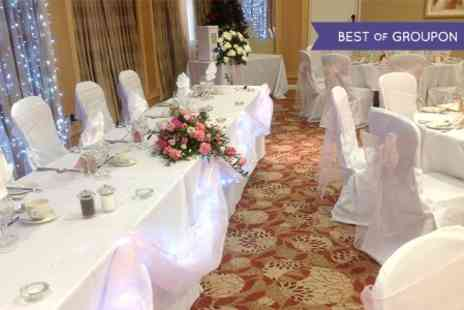 Best Western Marks Tey Hotel - Wedding Package With Three Course Meal and Accommodation - Save 55%