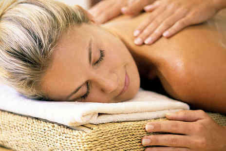 Guardabarranco Beauty - Indian Head Massage with Back Massage, Hot Stone Massage  - Save 58%