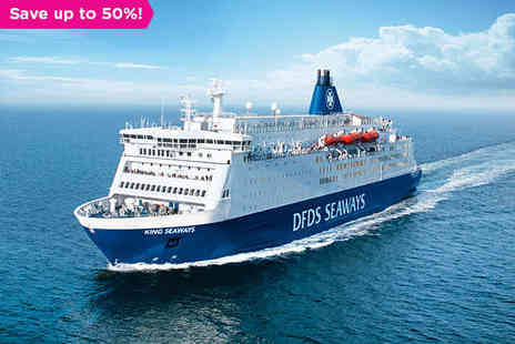 DFDS Seaways - Two Night Mini Cruise from Newcastle to Amsterdam - Save 50%