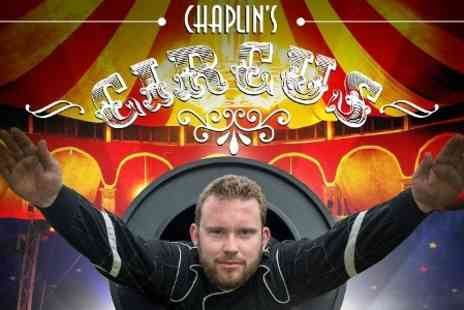 Chaplins Circus - Entry to Chaplins Circus For One - Save 39%