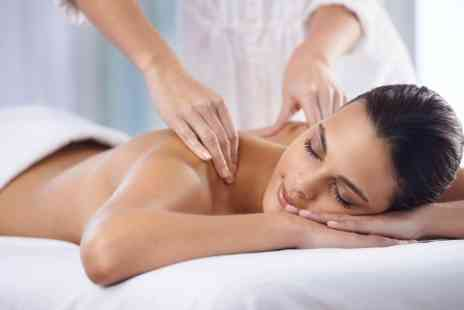 Pure Therapies - Full Body Massage or Head Massage and Facial  - Save 46%
