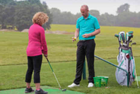 BGL Golf -  Learn Golf in a Day  Package at a Choice of Courses - Save 48%