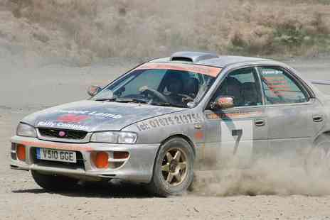 Rally Rides - Rally Car Experience - Save 58%