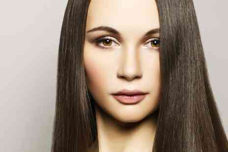Beauty Box - Brazilian Keratin Treatment With Wash and Cut  - Save 61%