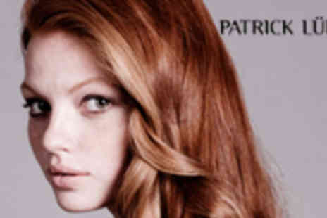 Patrick Ludde - Haircut and Blow Dry with Stylist - Save 56%