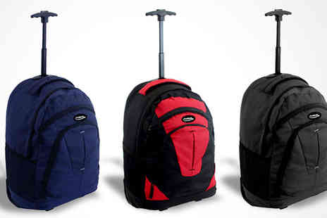 Sonic Online - Cabin Approved Wheeled Backpack - Save 50%