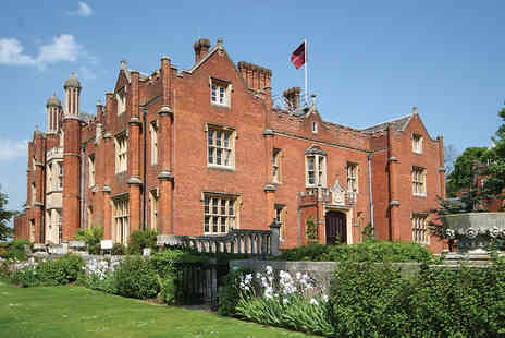 De Vere Venues Latimer Place - Stately Buckinghamshire Country Manor Dining Escape - Save 29%