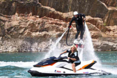 Big Crazy - Flyboarding Experience - Save 55%