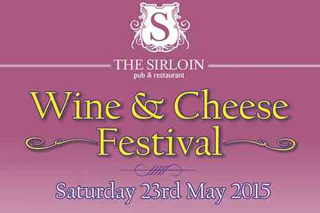 The Sirloin - Cheese and Wine Festival With Buffet - Save 50%