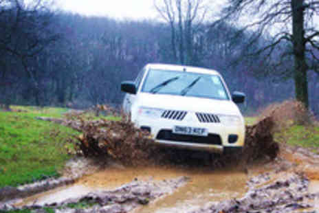 True Grip - One Hour Shared or Solo Off Road Driving Experience - Save 61%