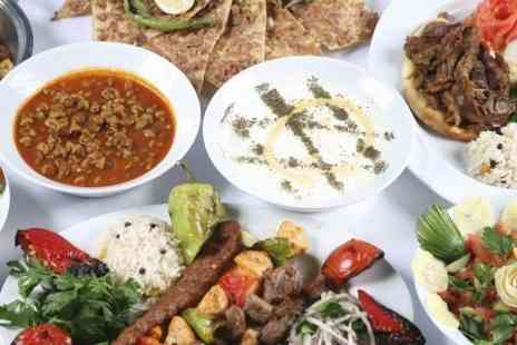 CTZN Bar - Two Course Turkish Meal  With Wine For Two  - Save 57%