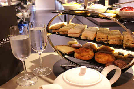 Samlesbury Hotel - A Luxury afternoon tea for two  - Save 56%