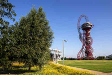 ArcelorMittal Orbit - Entry to The ArcelorMittal Orbit in the Queen Elizabeth Olympic Park - Save 43%