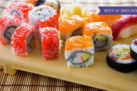 Sushi Cafe -  £30 Towards Food at Sushi Cafe - Save 50%