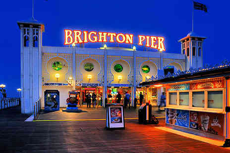 umi Brighton - One or Two nights seaside B&B for two - Save 0%