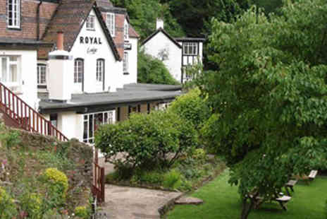 UK Mini Breaks  - Royal Lodge Herefordshire Two Nights B&B for Two  - Save 34%