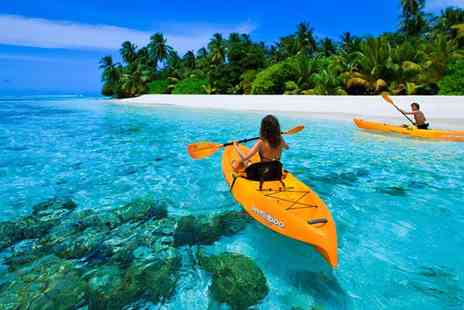 Maldives Cruise - Explore the Maldives with Seven Night on a catamaran with flights, full board and more - Save 0%