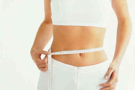 Sun and Moon Beauty - Three Sessions of Laser Lipo with Vibration Plate Sessions - Save 67%