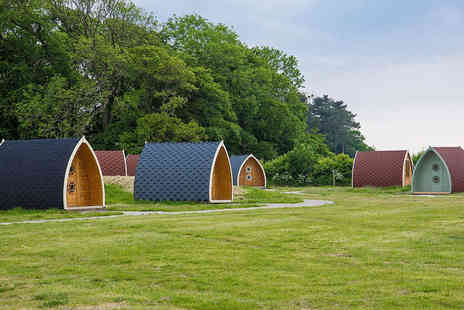 Stanley Villa Farm Camping - One, Two, or Three Night stay Glamping Stay for a Family of Four - Save 0%