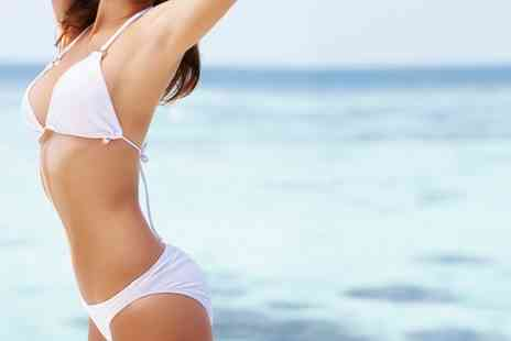 Abis Hair & Beauty Spa - Hollywood or Brazilian Wax Plus Additional Areas - Save 61%