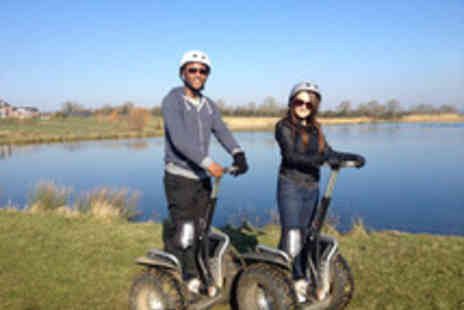 Experience The Country  - 45 Minute Segway Experience for Two   - Save 62%