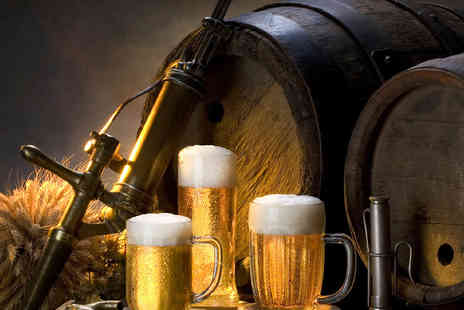 Krafty Brew - Brewery Tour and Beer Tasting  - Save 69%