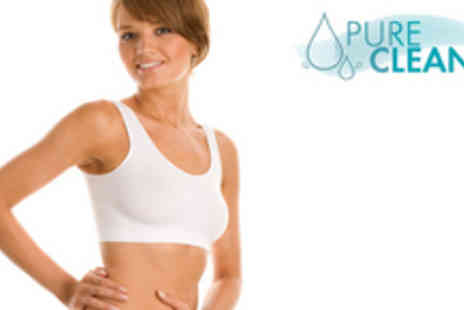 Pure Cleanse - Colonic Hydrotherapy treatment plus consultation and nutritional assessment - Save 71%