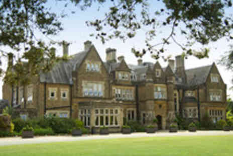 De Vere Venues Hartsfield Manor - Superb Surrey Dining Break in a Victorian Mansion - Save 41%