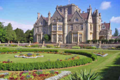 Tortworth Court Four Pillars Hotel - Exquisite Cotswold Mansion Overnight Stay With Dinner and Breakfast - Save 28%