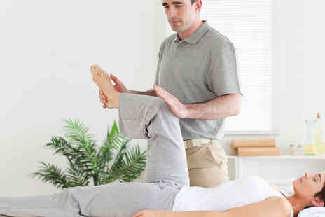 AMI Clinic - Chiropractic Consultation and Three Treatments - Save 80%