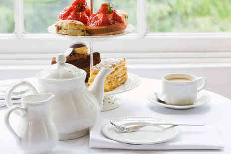 The Angel Hotel - Afternoon Tea with a Glass of Prosecco Each for Two  - Save 51%