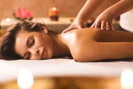 Abis Hair & Beauty Spa - Aveda Massage or Facial - Save 59%