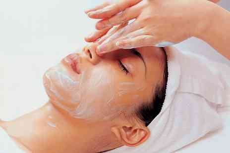 Orchid Beauty - One Hour Aromatherapy Facial or Express Facial With Scrub  - Save 61%