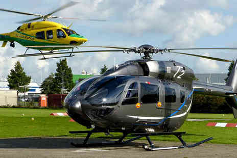 Elite Helicopters - Take to the skies with Elite Helicopters, flights  - Save 31%
