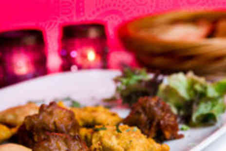 Haveli - Starter, main, dessert, including liqueur coffee, and a glass of wine each - Save 66%