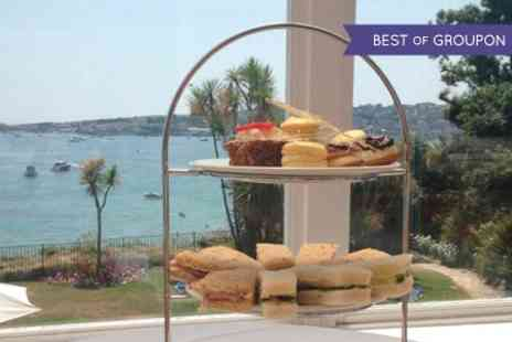 The Grand Hotel - Afternoon Tea With Bucks Fizz For Two - Save 0%