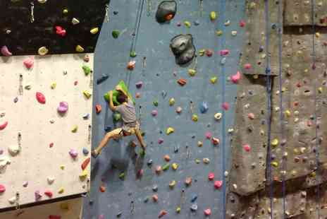 Surrey Sports Park - One Hour Climbing Taster  - Save 0%
