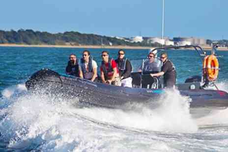 Seadogz -  High Speed Summer Boat Ride on the Solent  - Save 60%