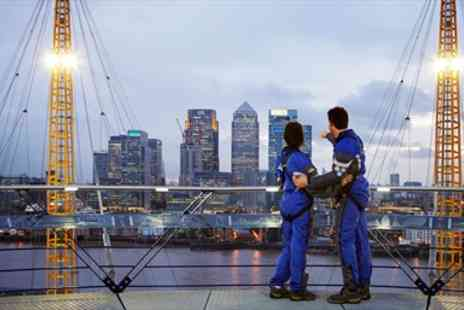 The O2  - Climb The O2 & Get Souvenir Photo  - Save 35%