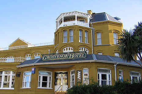 Grosvenor Hotel - Two or Three night Bed & Breakfast for two - Save 0%