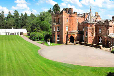 Friars Carse - One, Two or Three nights B&B stay for two - Save 0%