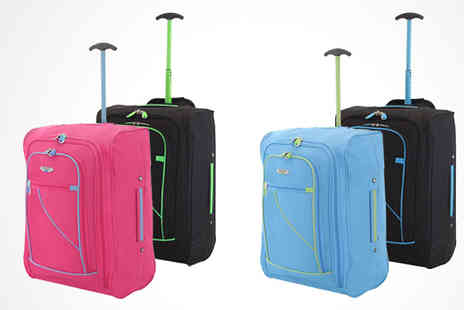 Sonic Online - Cabin Approved Hand Luggage - Save 63%