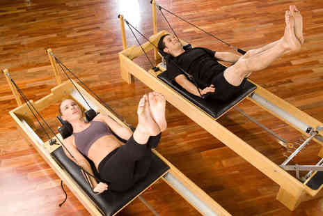 Fitness Fusions - One hour reformers pilates classes  - Save 64%