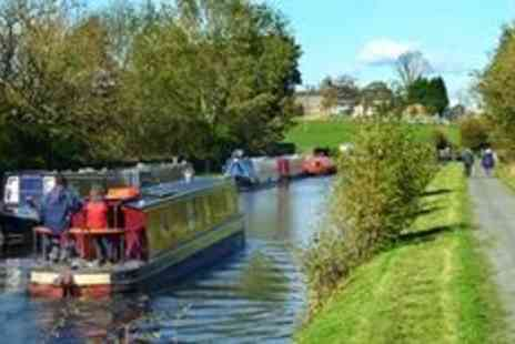Embark - Canal barge cruise for two - Save 0%