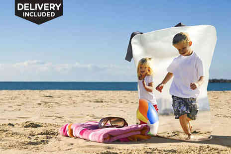 Beach Bag - Personalised Beach Bag, Delivery Included - Save 45%