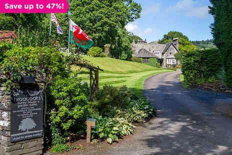 Broadoaks Country House - Romance and 5 Star Luxury Amid Cumbrian Vistas - Save 47%